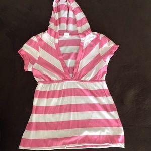 Woman's hoodie shirt